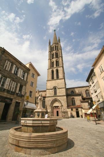 Nouvel horaire des messes sur la paroisse Saint-Martial