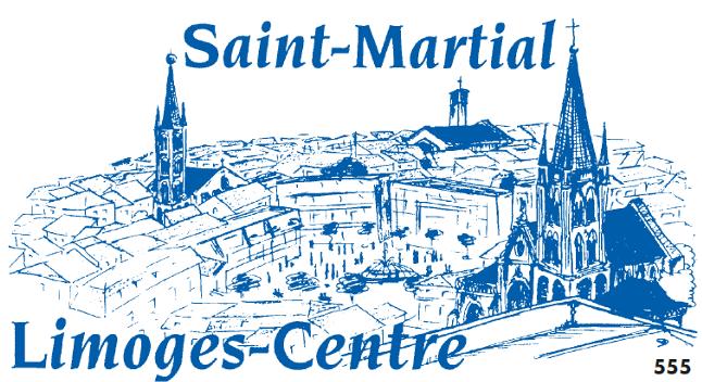 Le dernier numéro de Saint-Martial-Limoges-Centre n° vient de paraître !